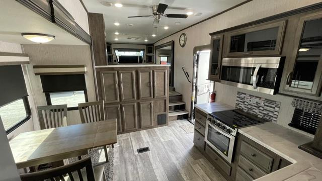 2021 Forest River Sandpiper C-Class 3770FL Fifth Wheel Campers RV