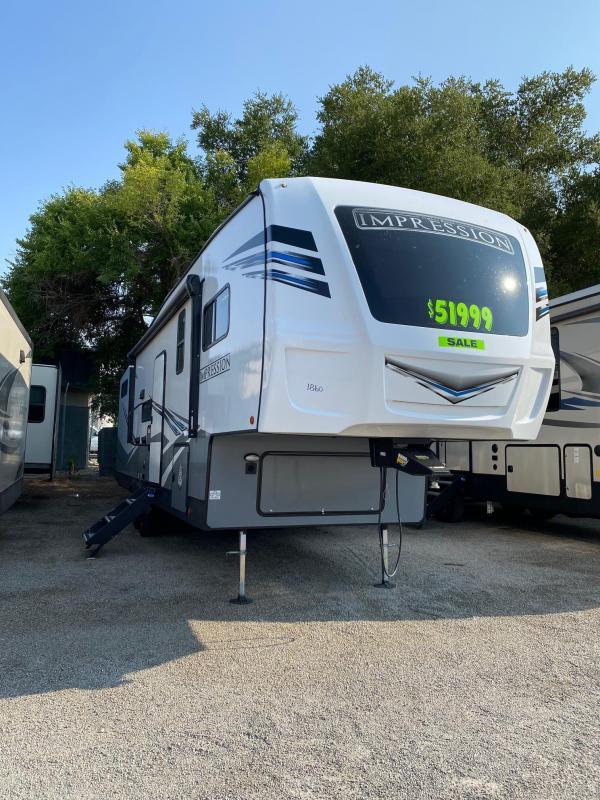 2022 Forest River Impression 290VB Fifth Wheel Campers RV