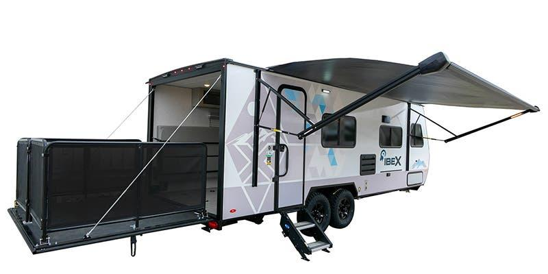 2022 Forest River IBEX 19QTH Toy Hauler RV