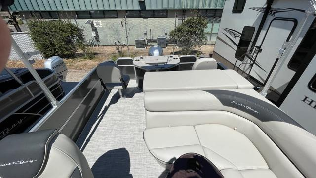 2021 South Bay 224FCR LE Pontoon Boat