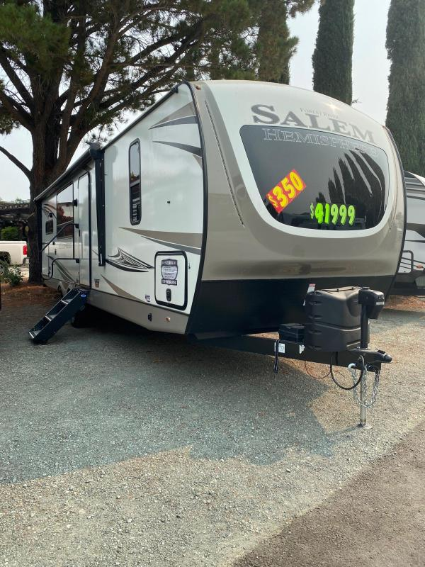 2021 Forest River Salem Hemisphere 283RK Travel Trailer RV