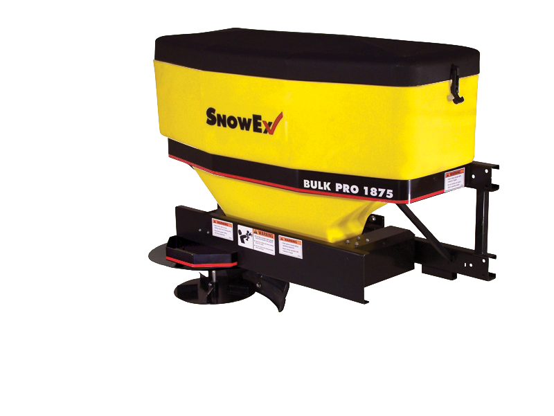 SnowEx Bulk Pro Spreader Salt Spreader