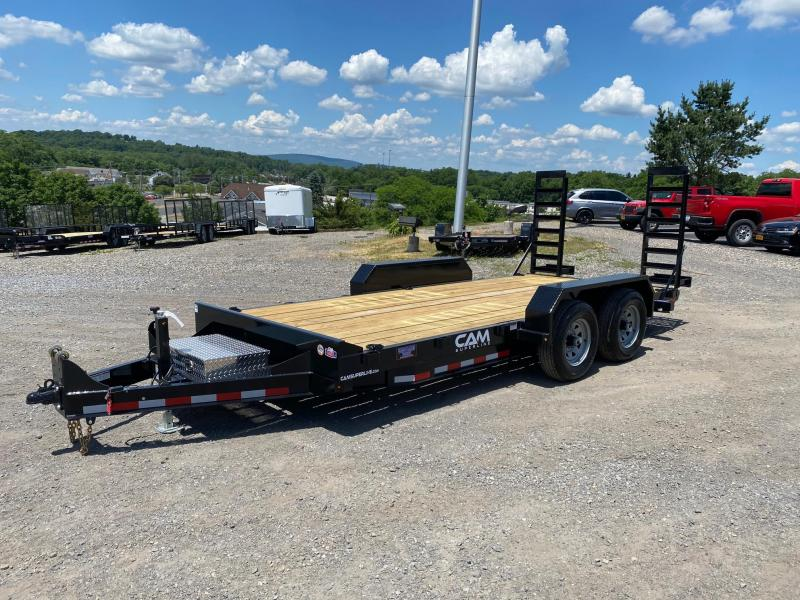 2020 Cam Superline 5CAM16C Channel Frame Equipment Trailer
