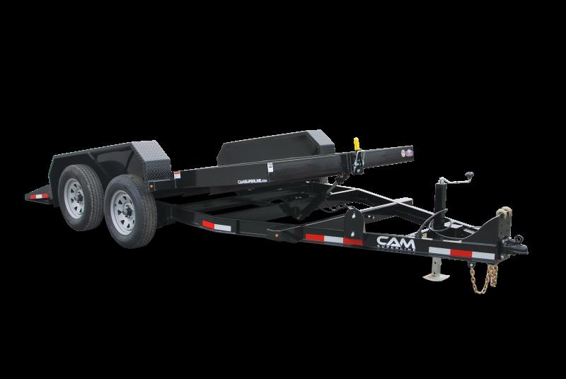 2021 Cam Superline P5CAM714FTT 7X14 Equipment Trailer
