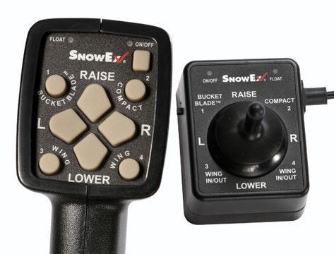 SnowEx HDV VPlow Snow Plow