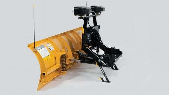 Fisher HT Series Straight Blade Snow Plow