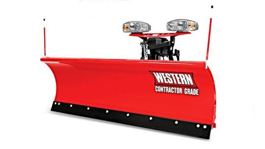 Western Pro Plus Snow Plow