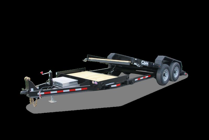 2020 Cam Superline 6CAM164STT Equipment Trailer