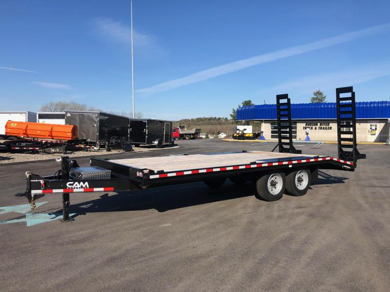 2020 Cam Superline 8CAM8164DO Equipment Trailer