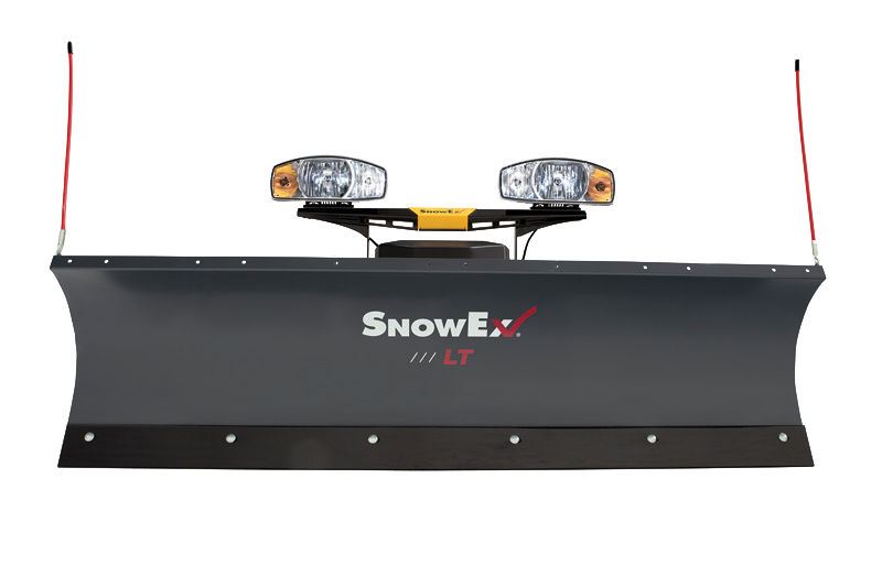 SnowEx Light Truck Straight Blade Snow Plow