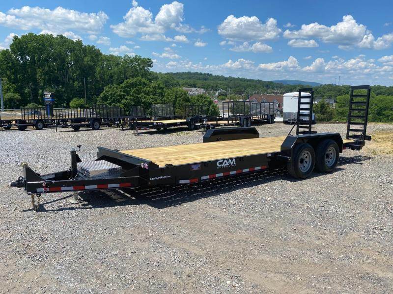 2020 Cam Superline 5CAM20C Channel Frame Equipment Trailer