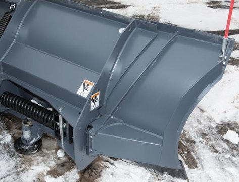 SnowEx SpeedWing Snow Plow