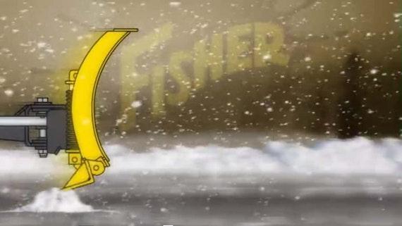 Fisher XTREMEV V-PLOW