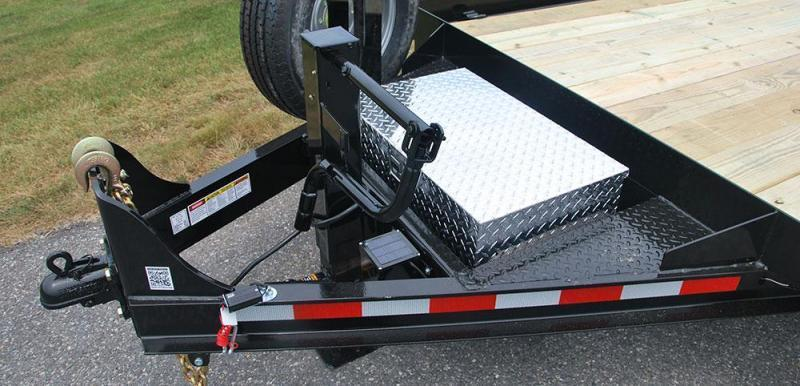 2021 Cam Superline P6CAM18 8.5X18 (6 Ton Equipment Hauler Angle Trailer 8.5 x 18) Equipment Trailer