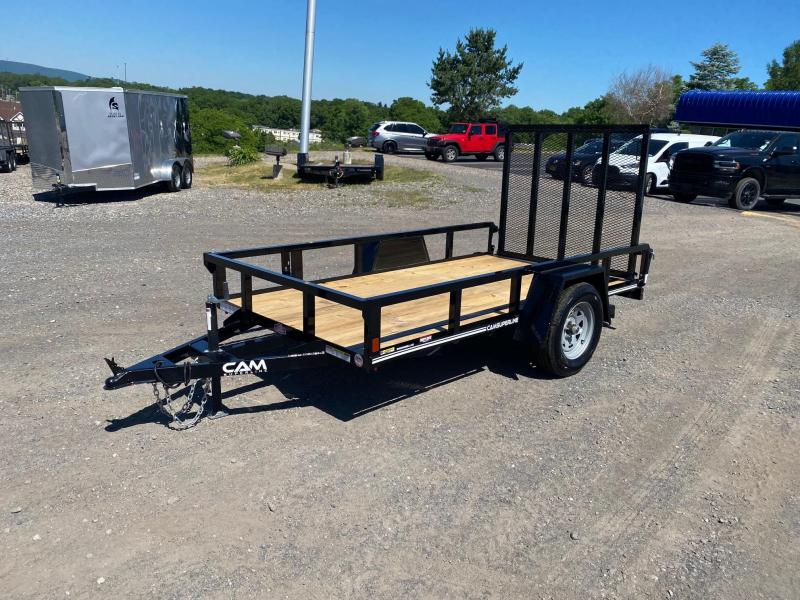 2020 Cam Superline 5 x 10 SA Tube Top Utility/ Landscape  Trailer