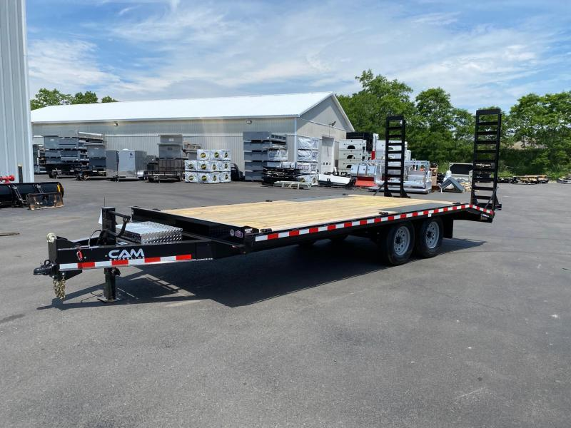 2021 Cam Superline 6CAM8184DO Equipment Trailer