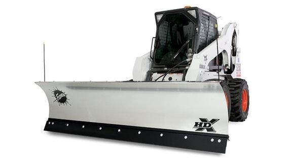 FisherHDX Straight Blade Snow Plow
