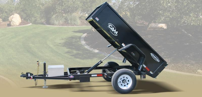 2021 Cam Superline 5-508LPDT Low Profile Dump Trailer