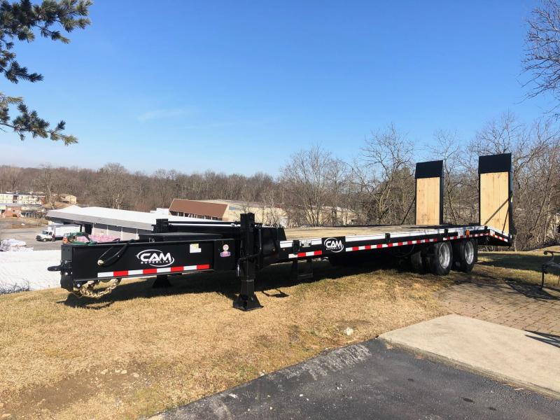 2020 Cam Superline 20CAM8225TA Equipment Trailer