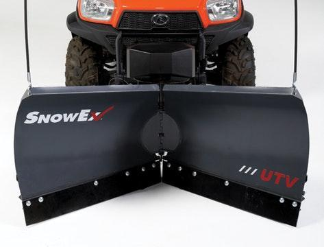 SnowEx UTV VPlow Snow Plow