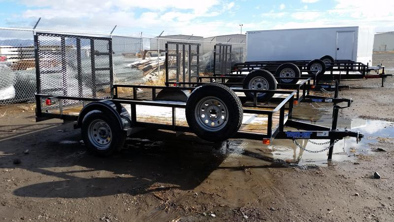 2018 Top Hat 12' Utility Trailer
