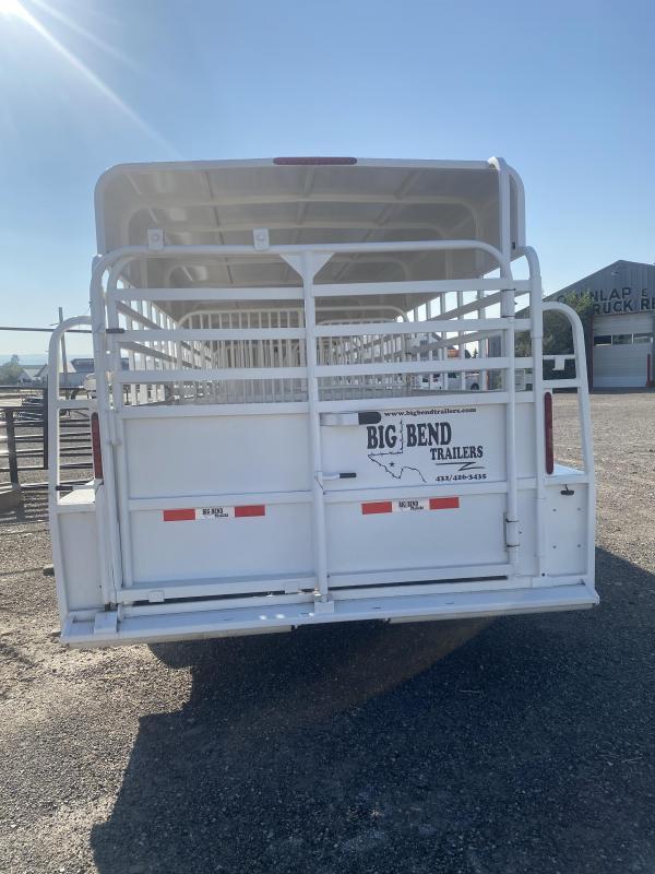 2020 Big Bend 2020 Big Bend Stock Trailer Livestock Trailer