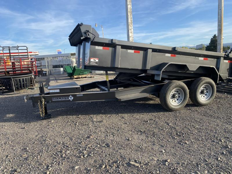 Diamond T Dump Trailer