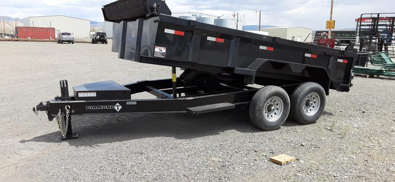 2021 Diamond T Trailers Dump