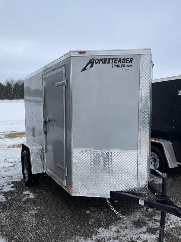 2021 Homesteader Trailers 508PS Enclosed Cargo Trailer