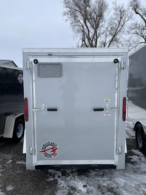 2021 Homesteader Trailers 508PS Enclosed Cargo Trailer