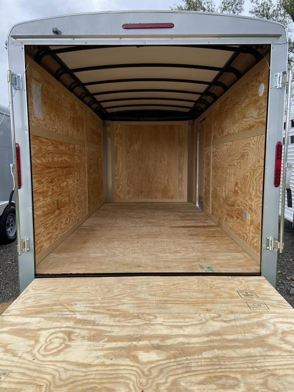 Homesteader 7 x 14 Tandem Axle Enclosed Cargo Trailer w/ OHV Package