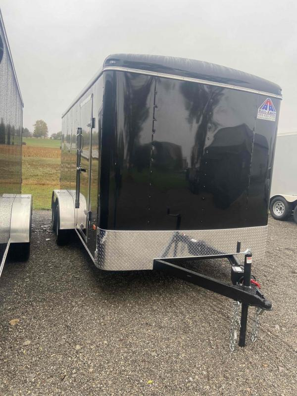 2021 Haul-About LNX714TA2 Enclosed Cargo Trailer