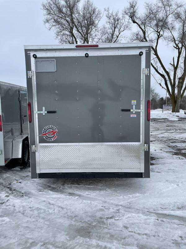 2021 Homesteader Trailers intrepid Enclosed Cargo Trailer