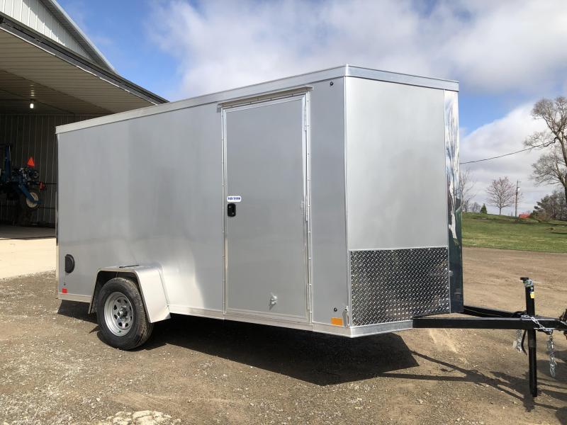 2021 Cross Trailers 6 x 12 SA Enclosed Cargo Trailer