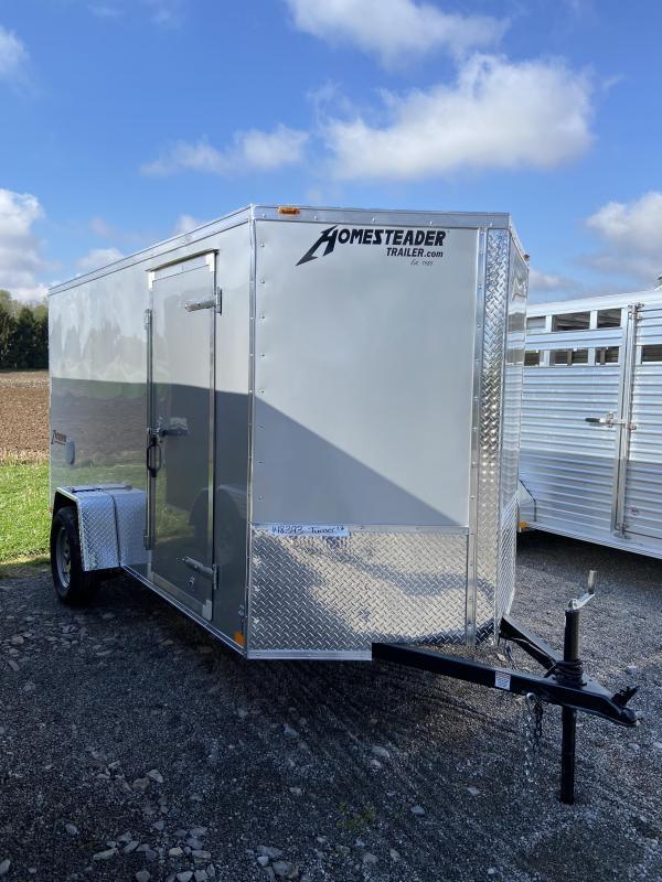 2022 Homesteader Trailers 612PS Enclosed Cargo Trailer