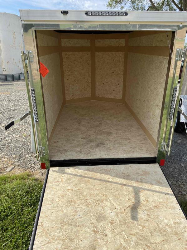 2020 Cross Trailers 5 x 8 SA Enclosed Cargo Trailer