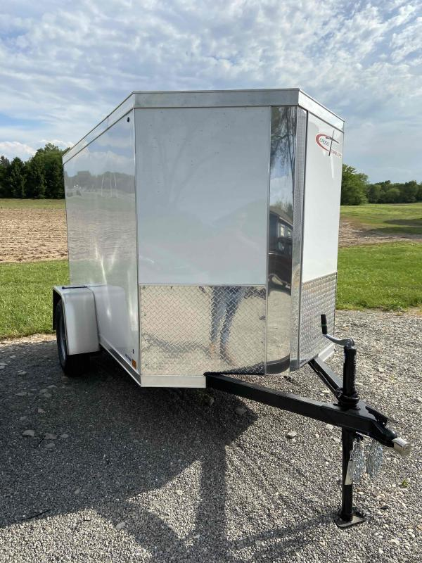 2020 Cross Trailers 5 x 8 SA Enclosed Cargo Trailer
