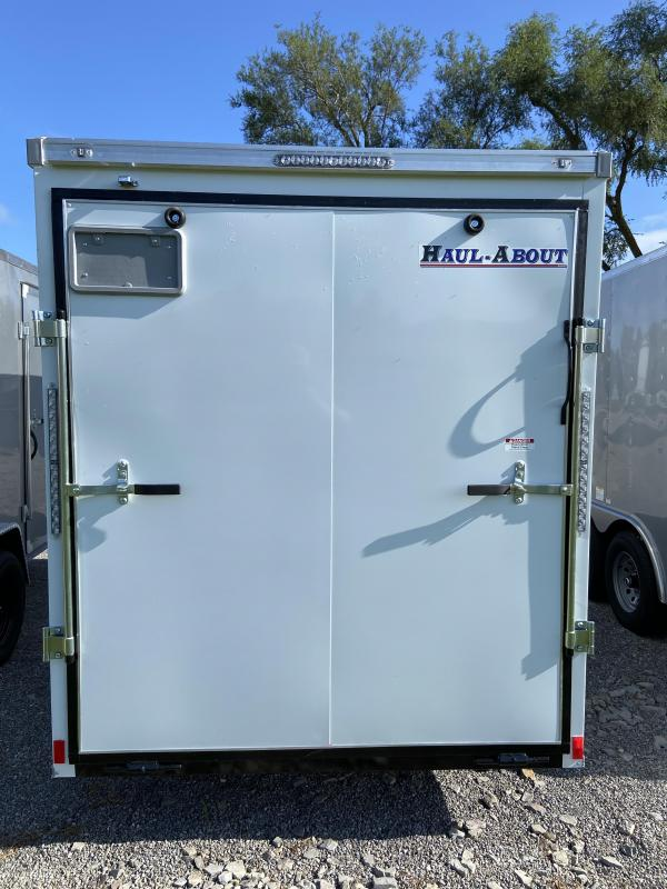 2021 Haul-About LNX612SA Enclosed Cargo Trailer