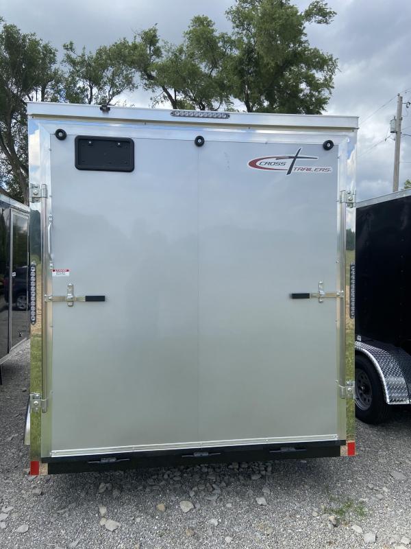 2020 Cross Trailers 7 x 14 TA Enclosed Cargo Trailer