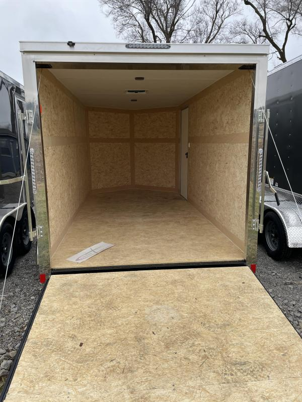2020 Cross Trailers 7 x 14 TA Enclosed Cargo Trailer