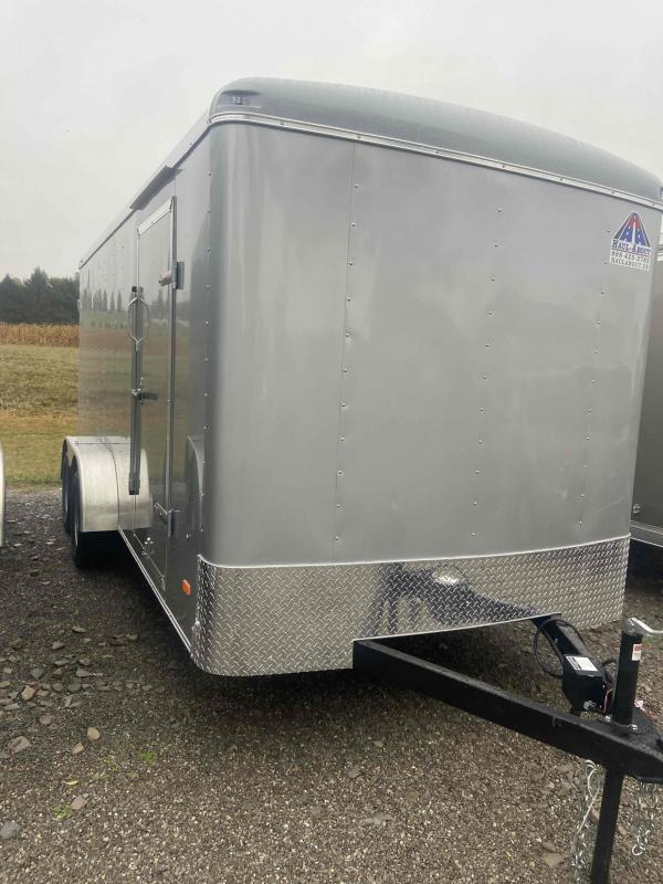 2021 Haul-About Lynx 716 Enclosed Cargo Trailer