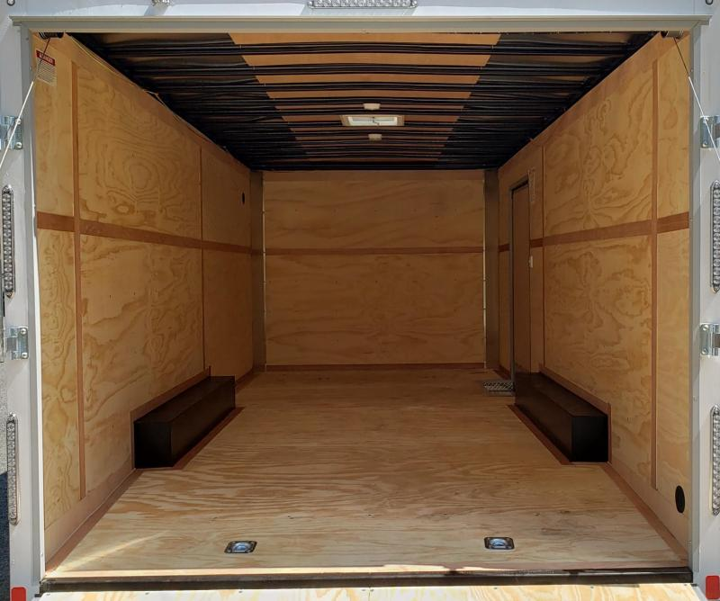 2020 United Trailers 8.5 X 18 Car Hauler XLT
