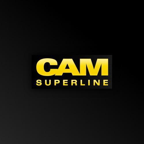 Cam Superline 6.75 X 18 Channel Frame Equipment Hauler Trailer