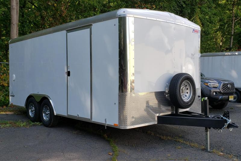 2021 Pace American 8.5 X 18 Cargo Sport Enclosed Trailer