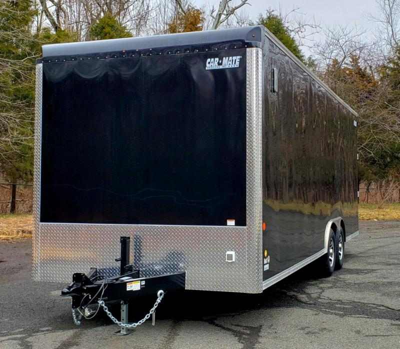 2021 Car Mate 8 X 24 Custom Car Trailer