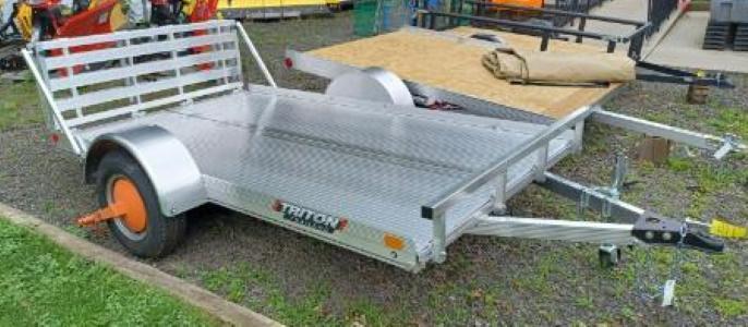 "2021 Triton 119"" X 72"" FIT Series Utility Trailer"