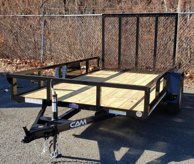 2021 Cam Superline 6 X 10 Utility Trailer