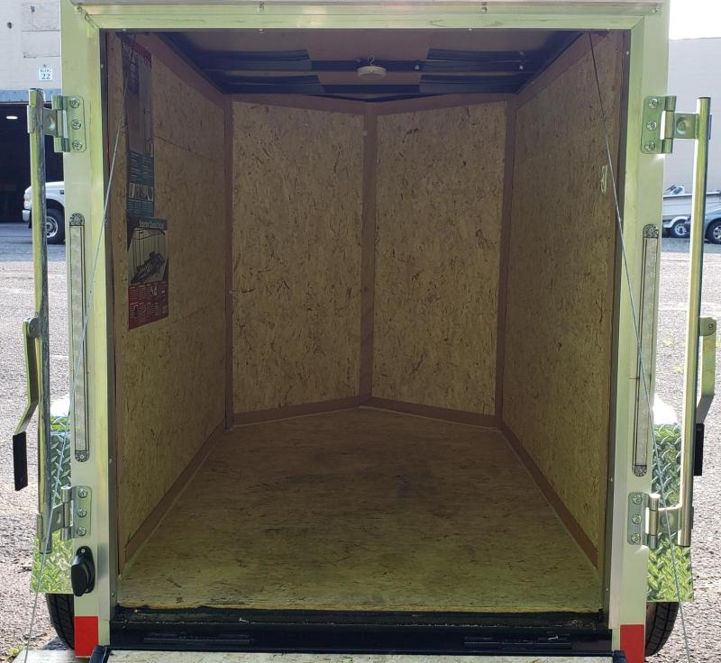 2022 Pace American 4 X 6 Journey Cargo Trailer