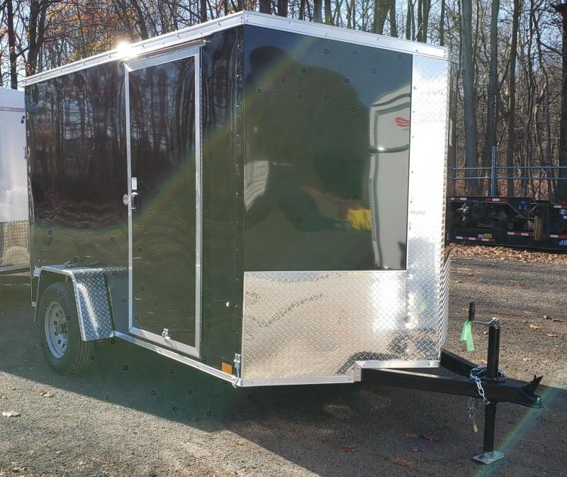 2022 Pace American PSCBC6.0X10SI2FF Enclosed Cargo Trailer