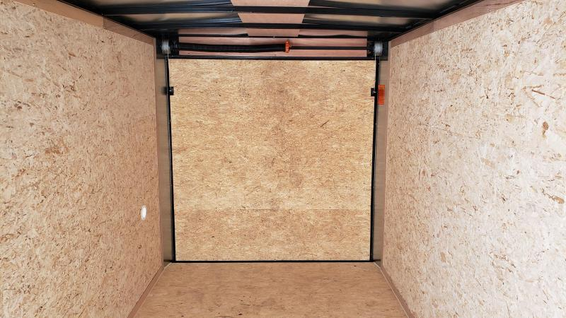 2020 Pace American 6 X 12 Journey SE Cargo Flat Top Trailer